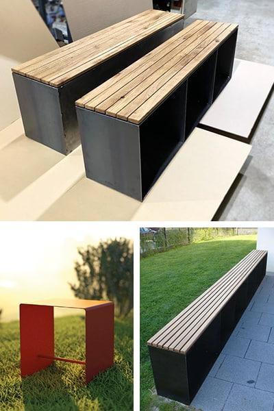 stahlzart-gartenmoebel-gartenbank-gartenhocker-garten-balkon-holz-metall-schwarz-grau-eiche-modern-design-wildeiche-massivholz-stahl-mobil