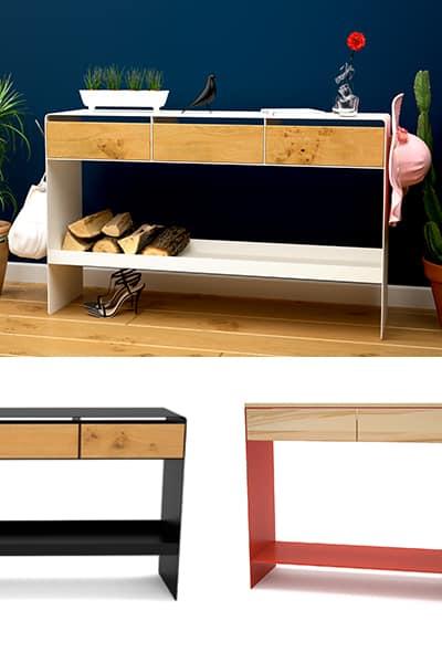 stahlzart-konsolentisch-ablagetisch-flurtisch-schwarz-schmal-holz-konsole-modern-metall-mit-schublade-flur-diele-design-eiche-massivholz-wildeiche-kernbuche-nussbaum-stahl-mobil