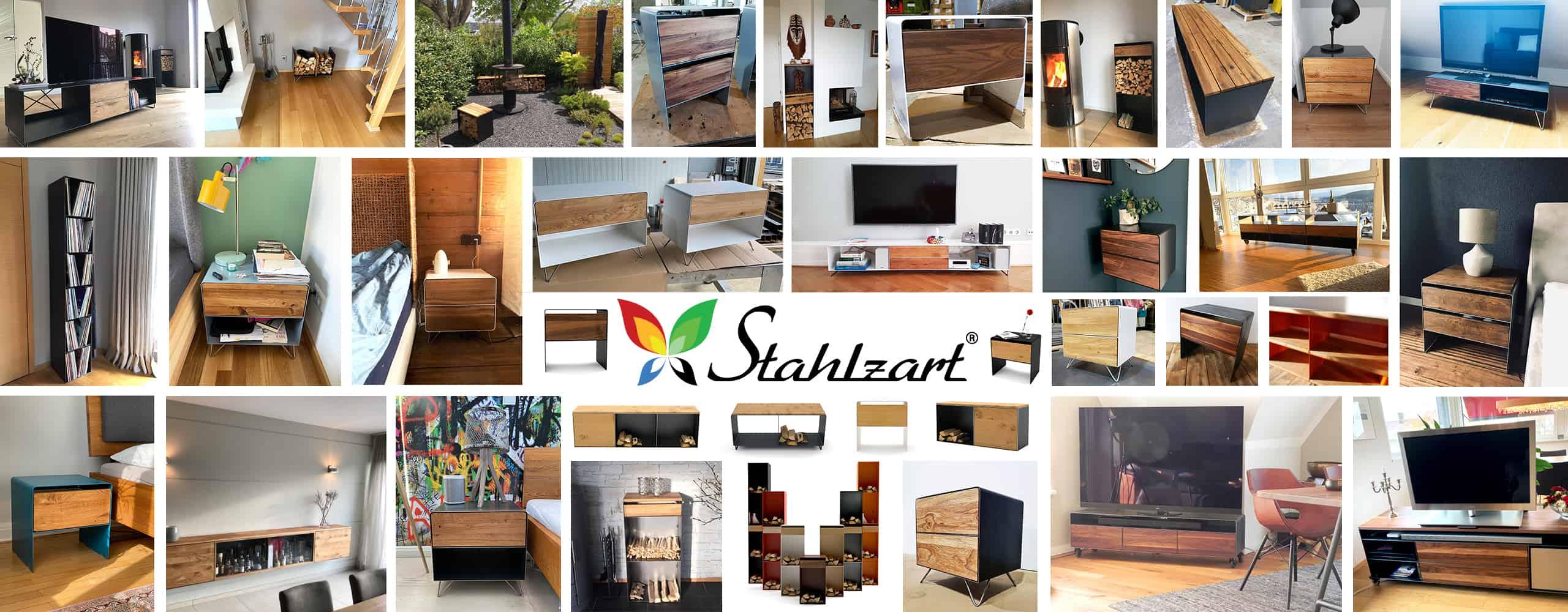 stahlzart-moebel-sideboard-nachttisch-regal-gartenmoebel-tv-lowboard-hocker-sitzbank-kaminholzregal-tisch-weiss-schwarz-grau-holz-eiche-metall-modern-design